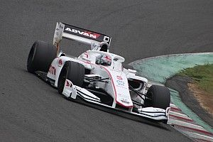 Sugo Super Formula: Fukuzumi leads Yamamoto in practice