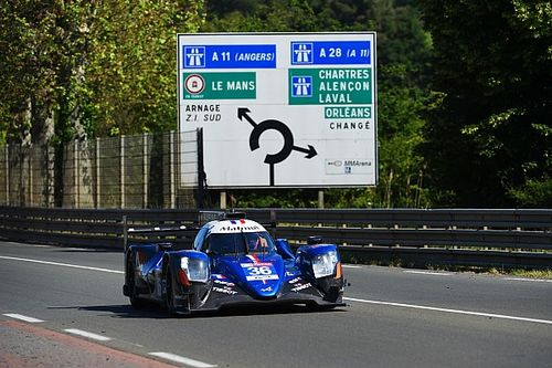 Thomas Laurent rejoint le projet Alpine en Endurance