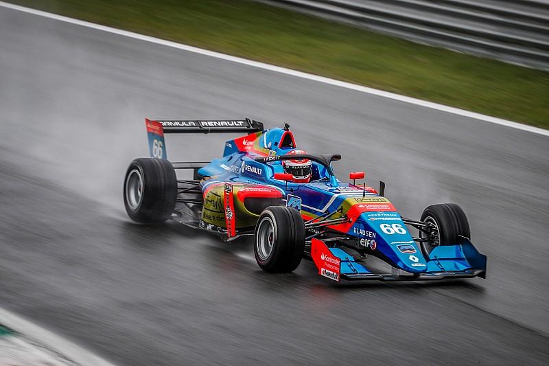 Schwierige Premiere für Patrick Schott in Monza