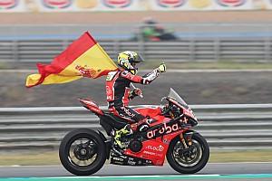 WSBK, Бурірам: Баутіста виграв гонку Суперпоул із червоними прапорами