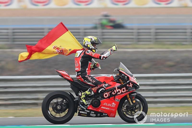 SBK, Buriram: Ducati e Bautista non si fermano più e trionfano anche in Gara 2