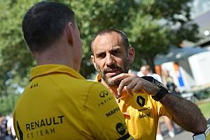 Renault: Обмеження бюджетів в Ф1 більш негайне за технічний регламент