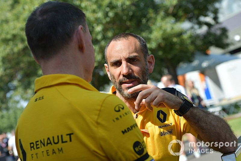 Renault: Agreeing cost cap more urgent than 2021 tech specs