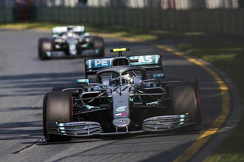 F1オーストラリアGP:レッドブル・ホンダ初戦でフェルスタッペン3位表彰台! ボッタスが独走で開幕戦制す