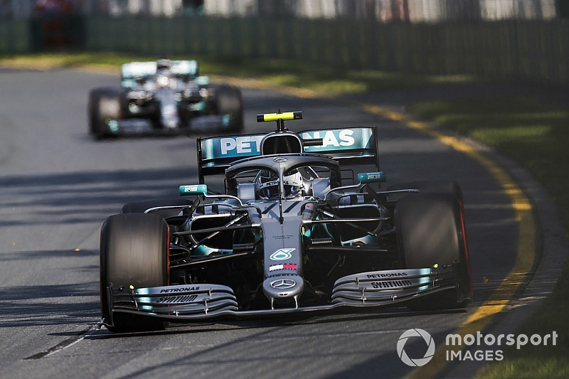 "Brundle ziet herboren Bottas in Australië: ""Hij is vastberaden"""