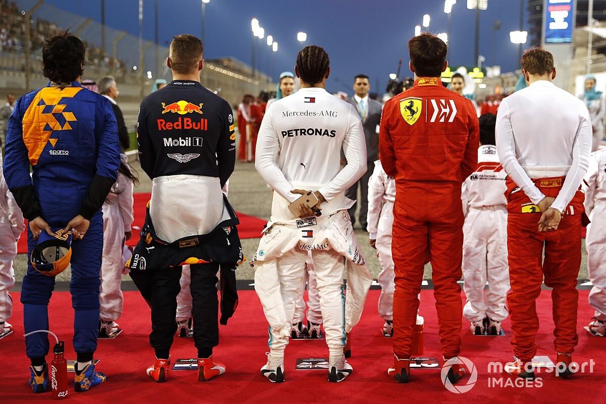 Los 15 pilotos más jóvenes en ganar una carrera de Fórmula 1
