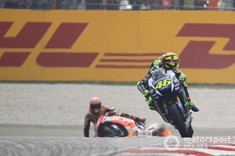 Las 10 carreras mas polémicas en la historia de MotoGP