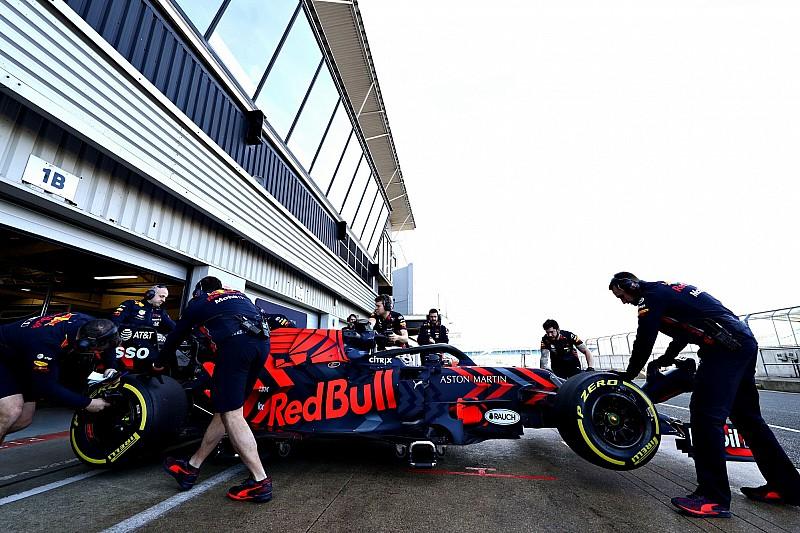 Red Bull: két-három nagydíj kell, hogy lássuk, mennyit fejlődtünk