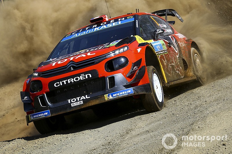 Mexico WRC: Ogier edges ahead, Tanak closes on Evans