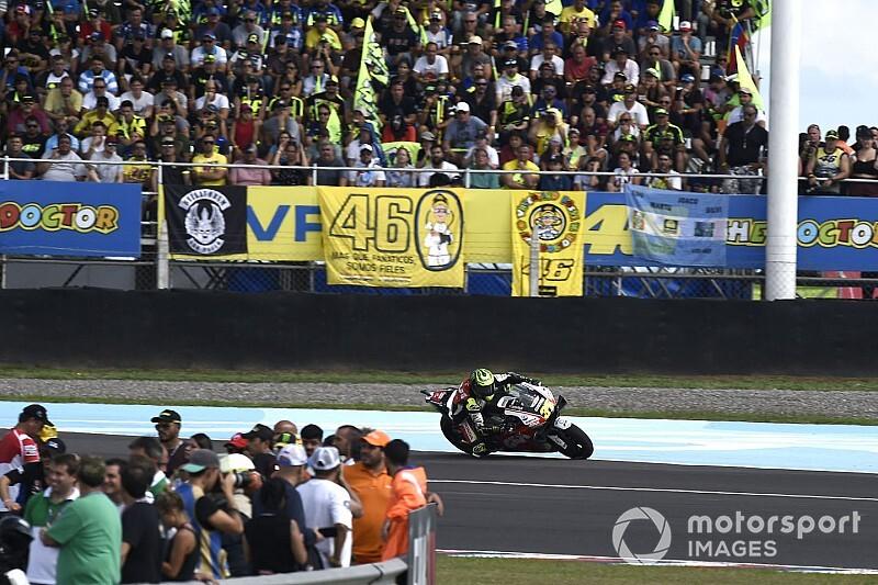El GP de Argentina, pospuesto para noviembre