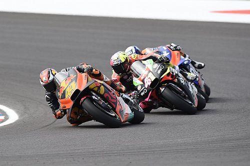 Espargaro 'jaloers' op broer vanwege progressie bij KTM