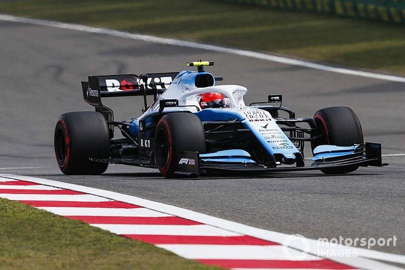 Kubica podsumowuje Grand Prix Chin