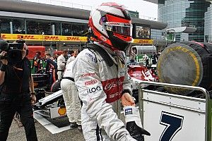 Räikkönen nem készül keményen, és nem fitt? Vicc… (VIDEÓ)