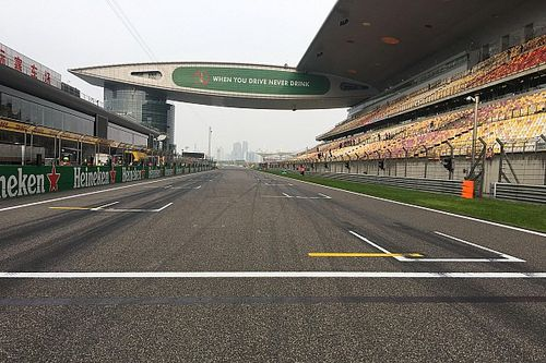 中国GPの開催可否は今後1〜2週間で決定か。F1側は延期を検討も前途多難