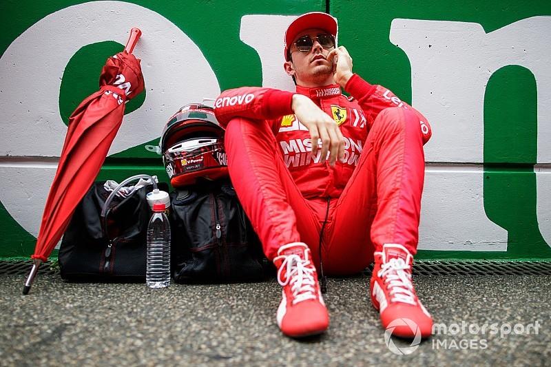 Danner: Leclerc, Ferrari'nin yaşadıkları karşısında sakin