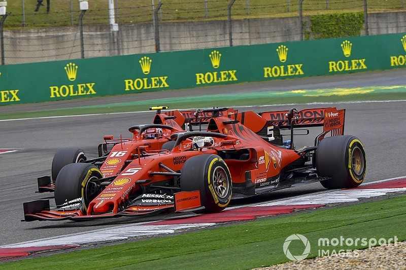Trudne decyzje Ferrari