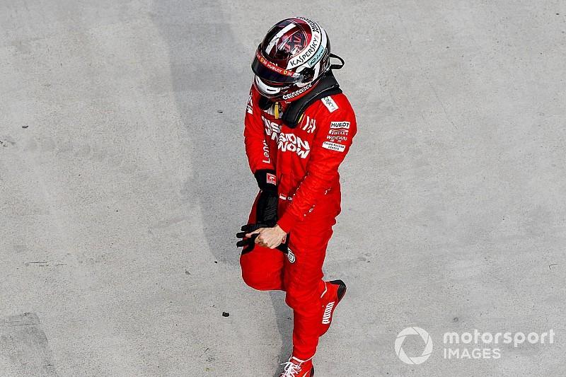 Leclerc átment parti-módba: a piros még mindig játszik!