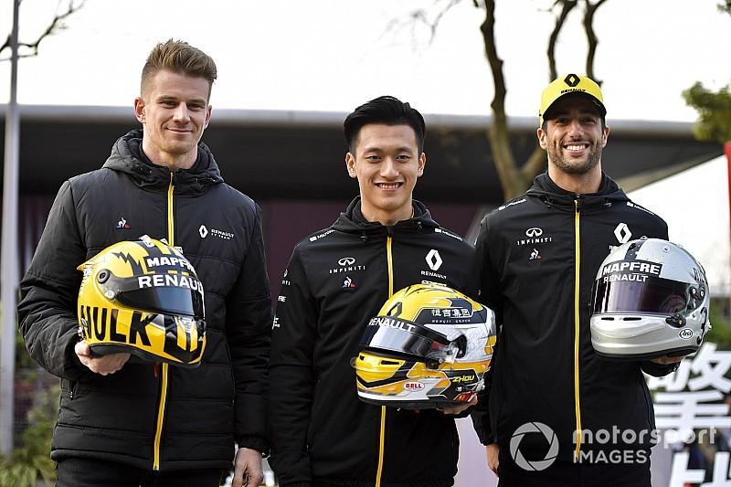 Боссы Renault навязывали команде Ф1 скорее китайских гонщиков, чем французских