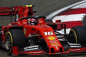 """Leclerc : """"J'ai fait une erreur dans le dernier tour"""""""