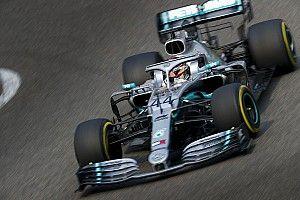 """Après des essais libres difficiles, Hamilton n'a """"pas abandonné"""""""
