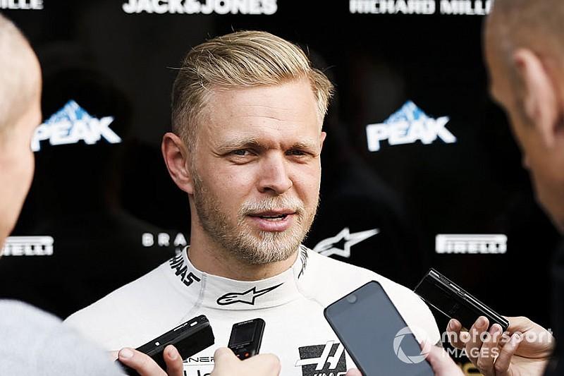 """Magnussen et la règle tacite : """"Je ne voulais pas être un trou du cul"""""""