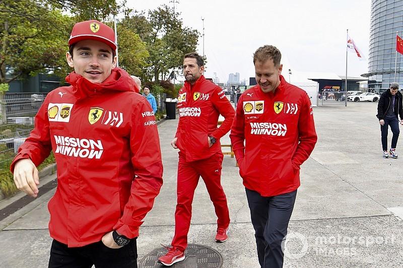 Leckék Kínából: Vajon tényleg ilyen nagy ügyet kell csinálni a Ferrari csapatutasításából?!
