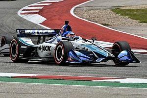 Сато выиграл гонку IndyCar в Алабаме