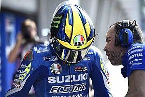 Los cascos de los pilotos en la pretemporada 2019 de MotoGP