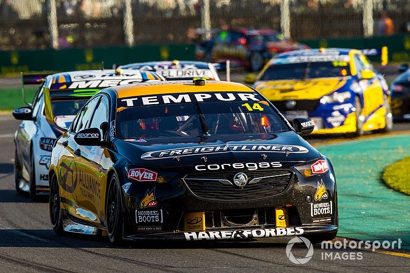Holden Supercars squad details parity ballast change