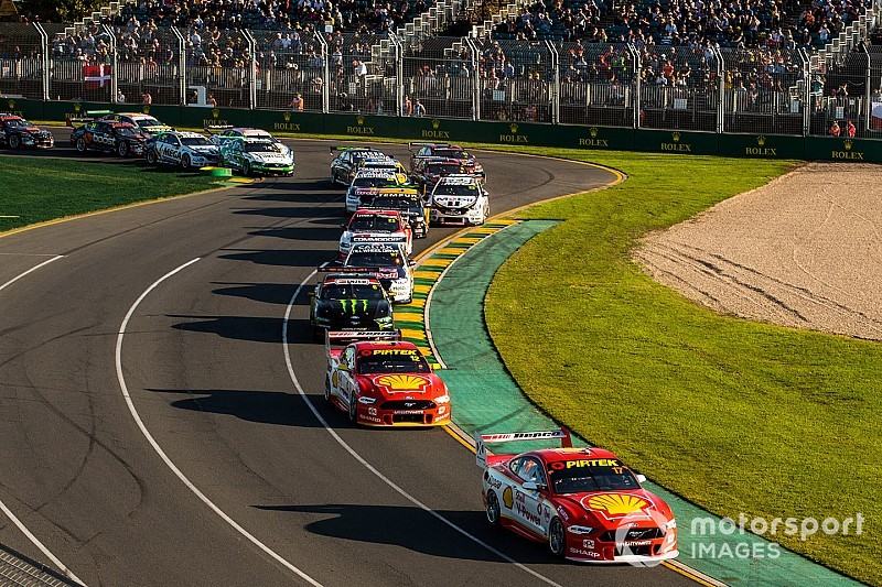 Supercars confirms centre of gravity change for Mustangs, Holdens