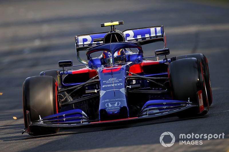 F1初予選は13位、トロロッソ・ホンダのアルボン「ロングランは良さそう」と決勝に期待
