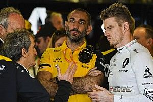 "Prost: Renault no renovó a Hulkenberg por ""negativo"""