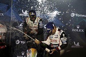 Alonso se reencuentra con la victoria en unas intensas 1.000 millas de Sebring