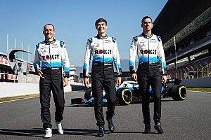 威廉姆斯将错过首日F1季前测试