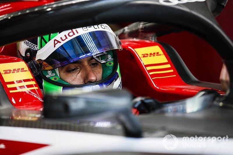 Di Grassi, excluido de la clasificación del ePrix de Santiago