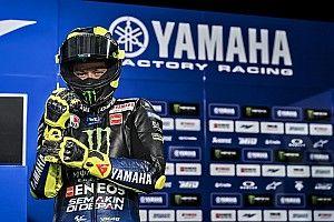 Rossi dice, Yamaha hace