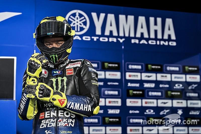 """Rossi : """"Ce qui compte, ce sont les résultats"""""""