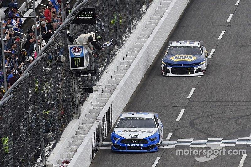 """Chase Elliott thought he """"could root (Keselowski) out of the way"""""""