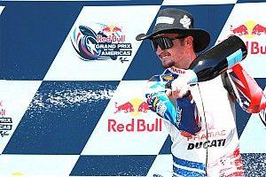 """Miller non si nasconde dopo il podio di Austin: """"Il mio obiettivo è un posto in un team ufficiale"""""""