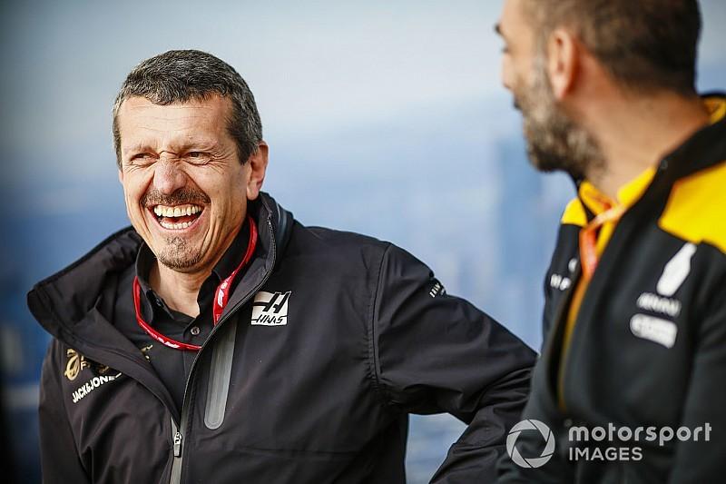 Руководитель Haas посоветовал Renault думать о себе, а не заниматься интригами