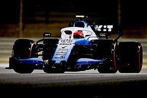 """Kubica se siente """"un pasajero"""" en el Williams"""