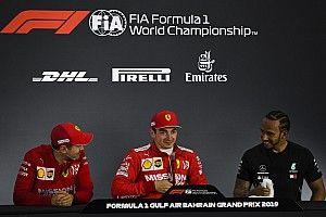 Vettel: Leclerc'le önceliğimiz diğer rakiplerin önünde kalmak