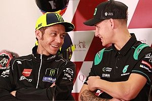 "Quartararo hopes Italians don't ""hate"" him for replacing Rossi"