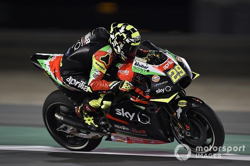 Malgré un aileron en moins, Iannone a été chercher les points au Qatar