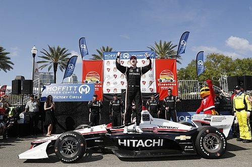 """Newgarden: Rivals """"too timid"""" on soft compound tires"""