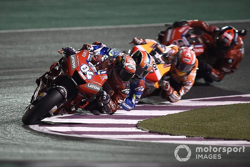 "Ducati says ""political"" reasons behind rivals' Qatar protest"