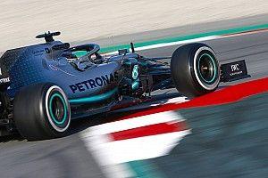 Mercedes fidèle à sa réputation à Barcelone