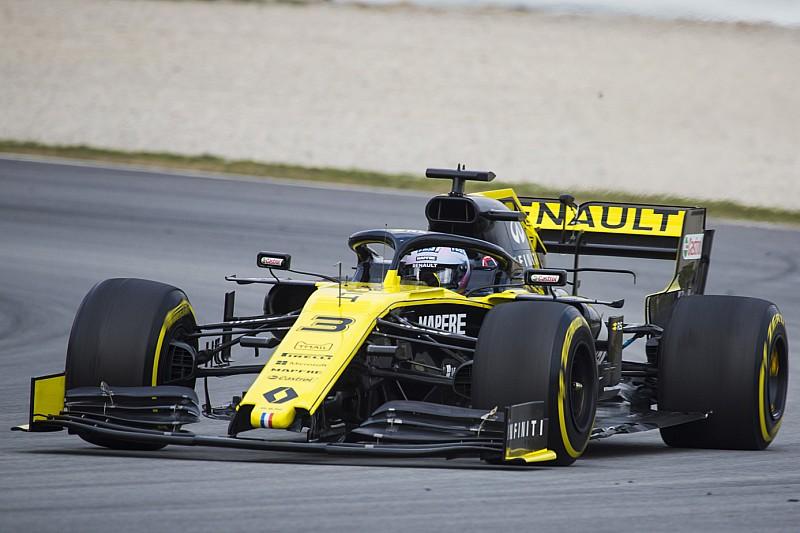 """Ricciardo positief over samenwerking met Hülkenberg: """"Het voelt knus"""""""