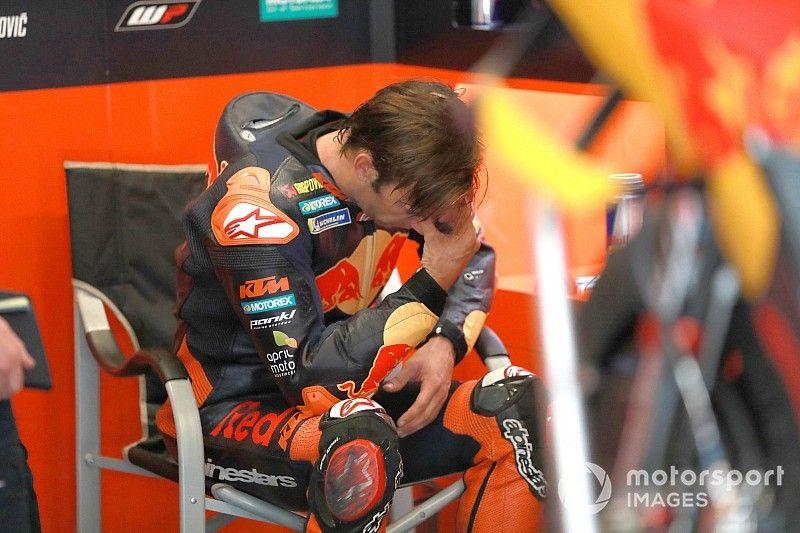 """Stefan Pierer, CEO de KTM: """"El rendimiento de Zarco es sencillamente inaceptable"""""""
