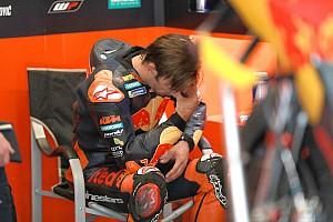 """Zarco cauto sugli sviluppi della KTM per Jerez: """"Se non ci saranno troppi cambiamenti, sarò ancora più triste"""""""